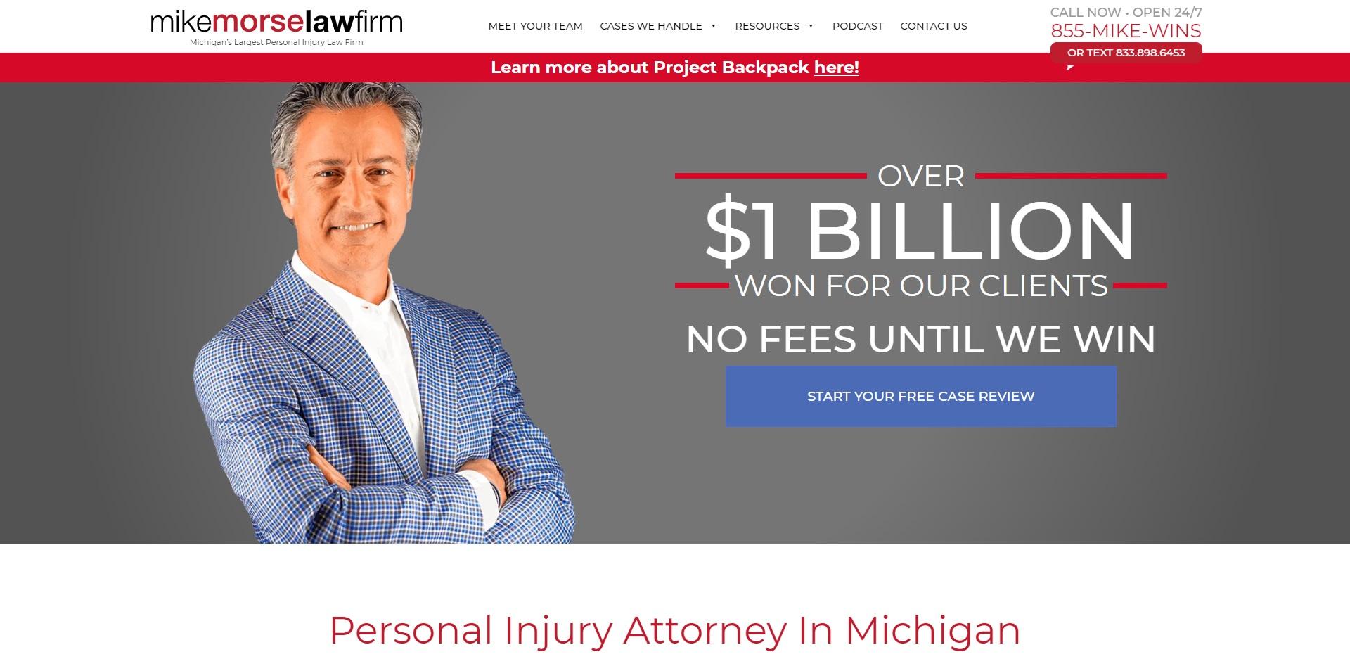 Detroit, MI's Best Compensation Attorneys