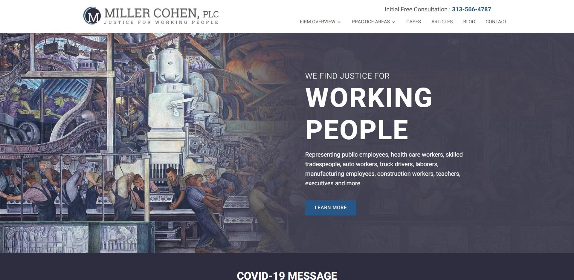 Best Compensation Attorneys in Detroit, MI