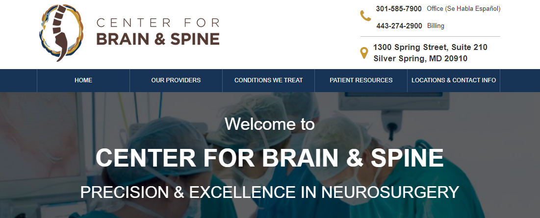 Center for Brain and Spine