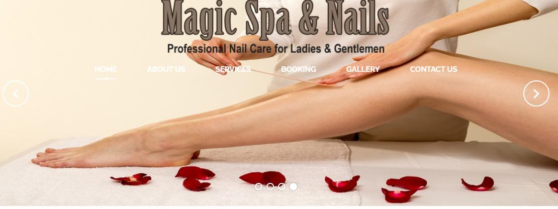 Magic Spa and Nails