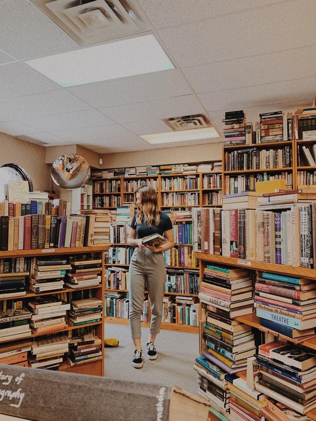 5 Best Bookstores in El Paso