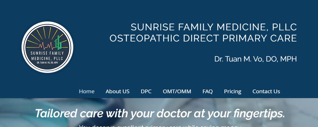 Sunrise Family Medicine PLLC