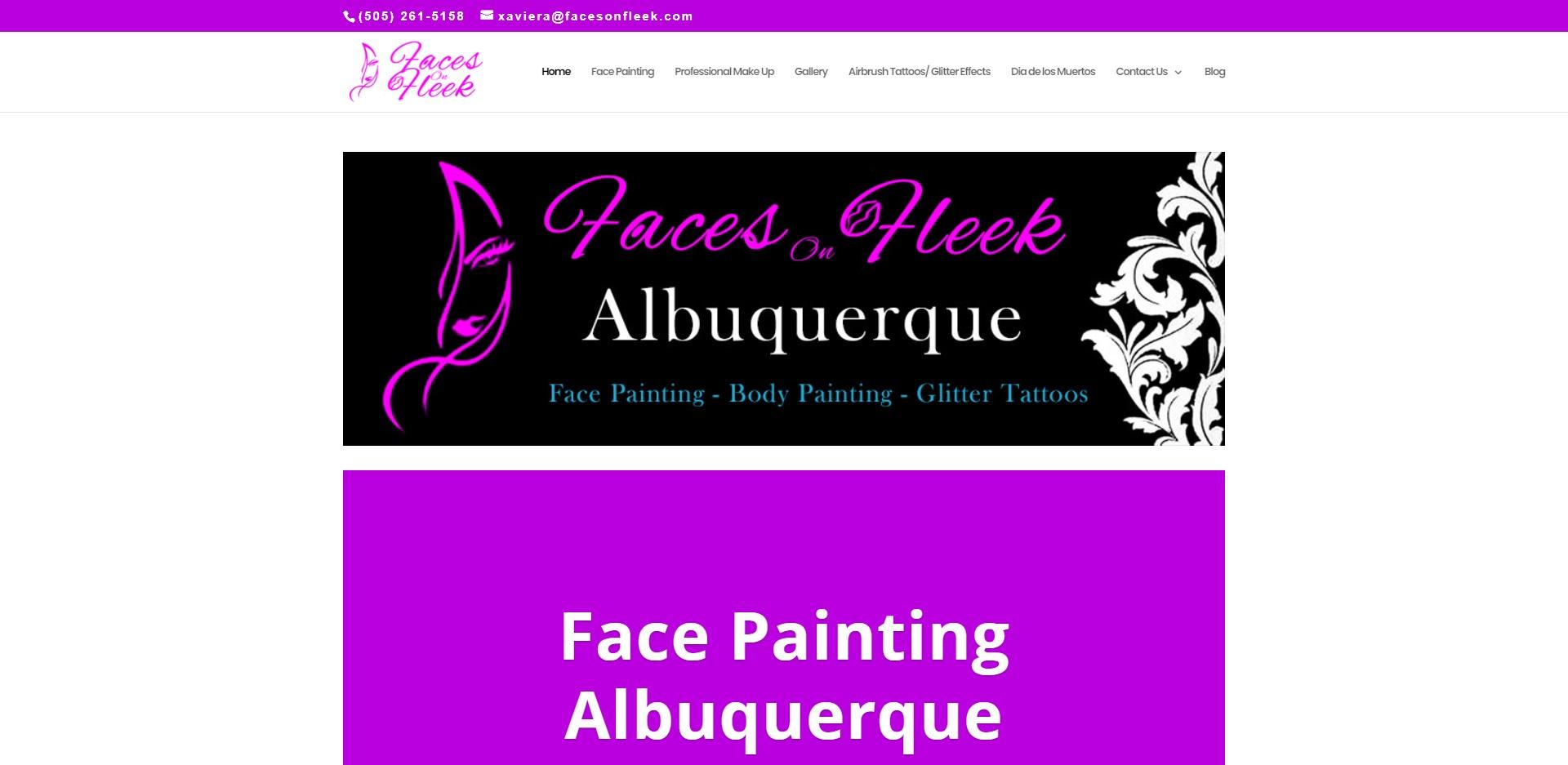 5 Best Face Painting in Albuquerque, NM