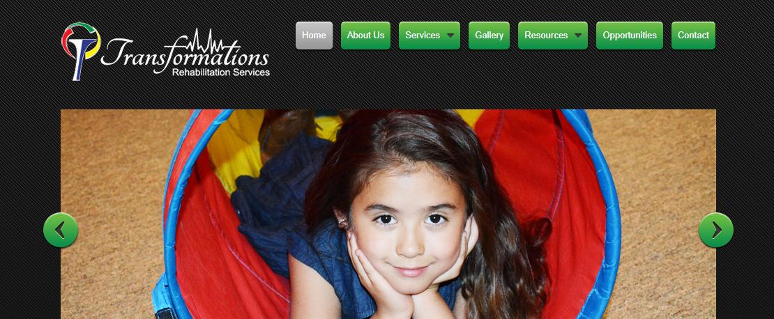 Transformations Rehabilitation Services