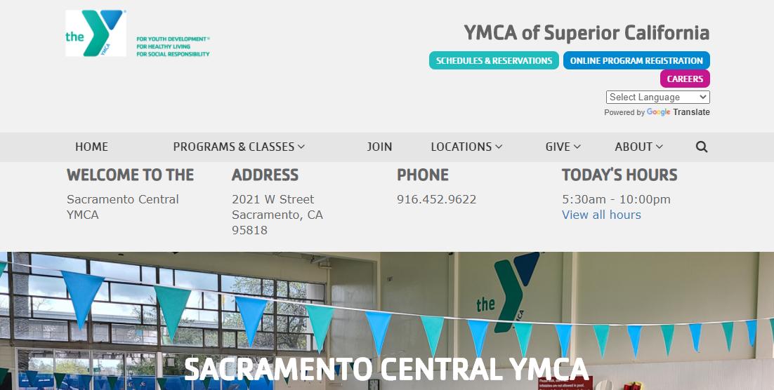 Sacramento Central YMCA