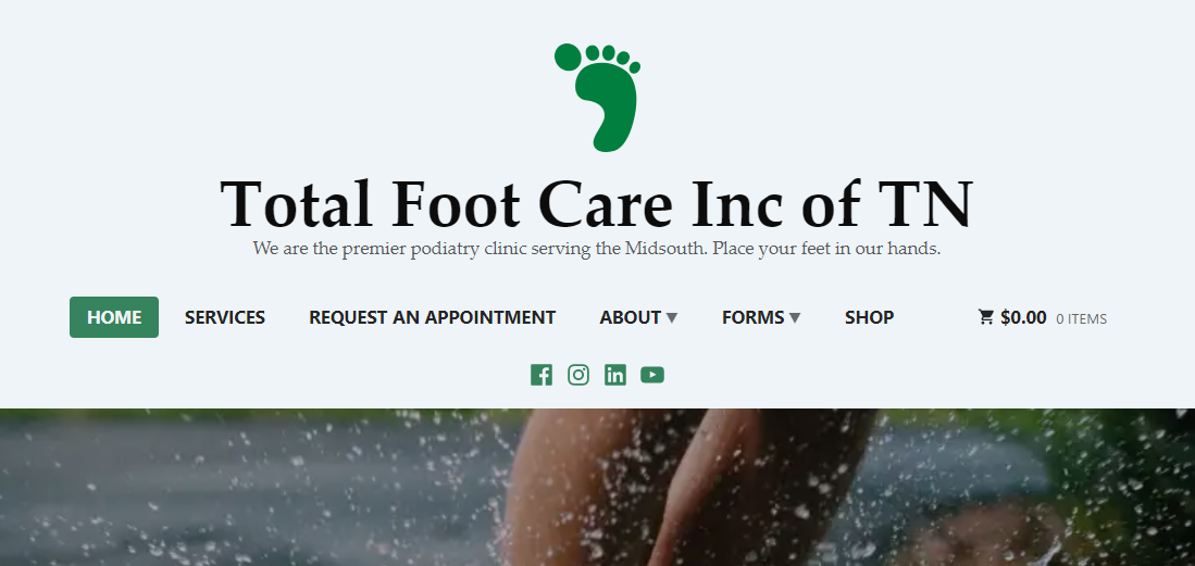 Total Foot Care Inc of TN