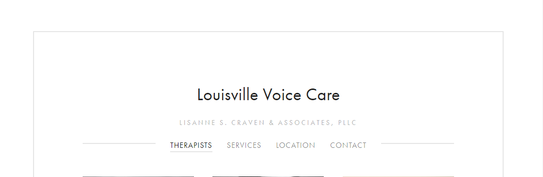 Lisanne Craven, MS, CCC-SLP
