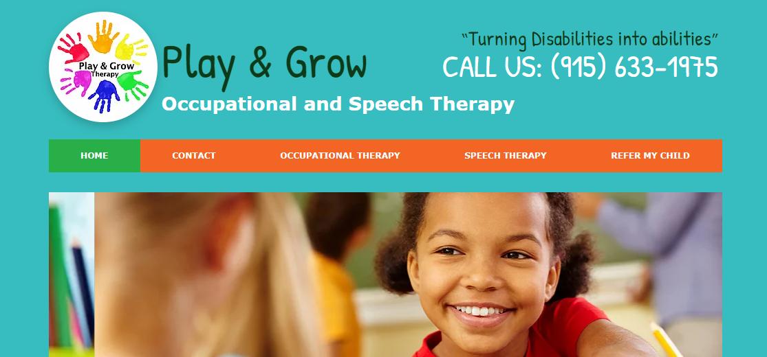 Play & Grow Therapy El Paso, TX