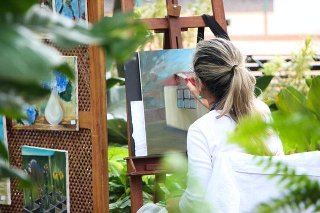 Painting Studios in St. Louis