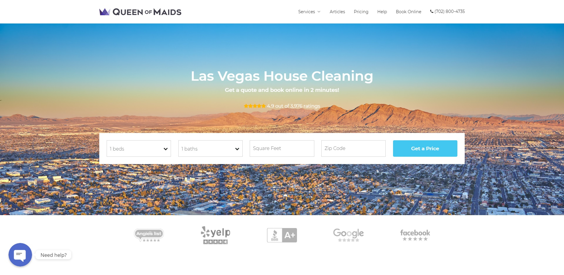 Las Vegas, NV Best House Cleaning Services
