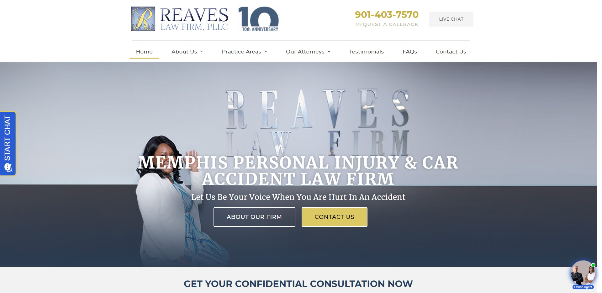 Memphis, TN's Best Personal Injury Attorneys