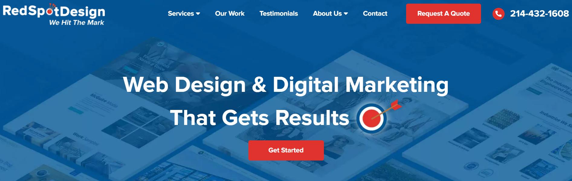 web development companies in Dallas