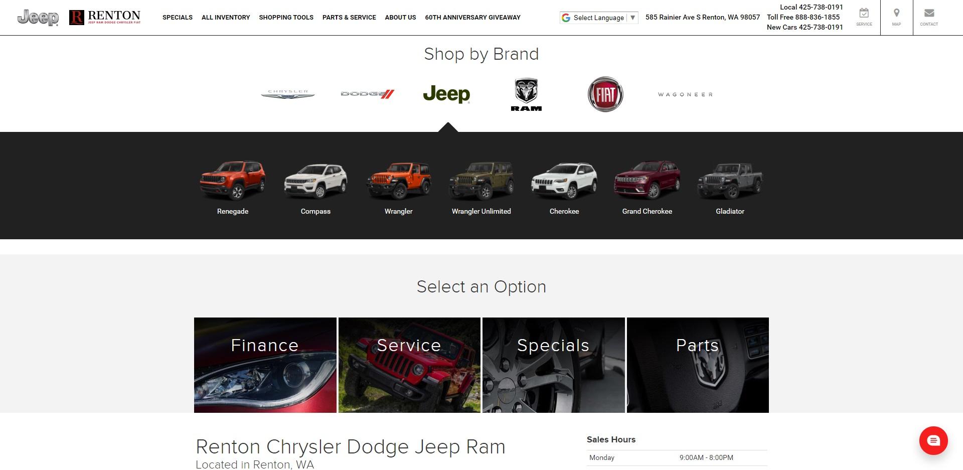 The Best Jeep Dealers in Seattle, WA