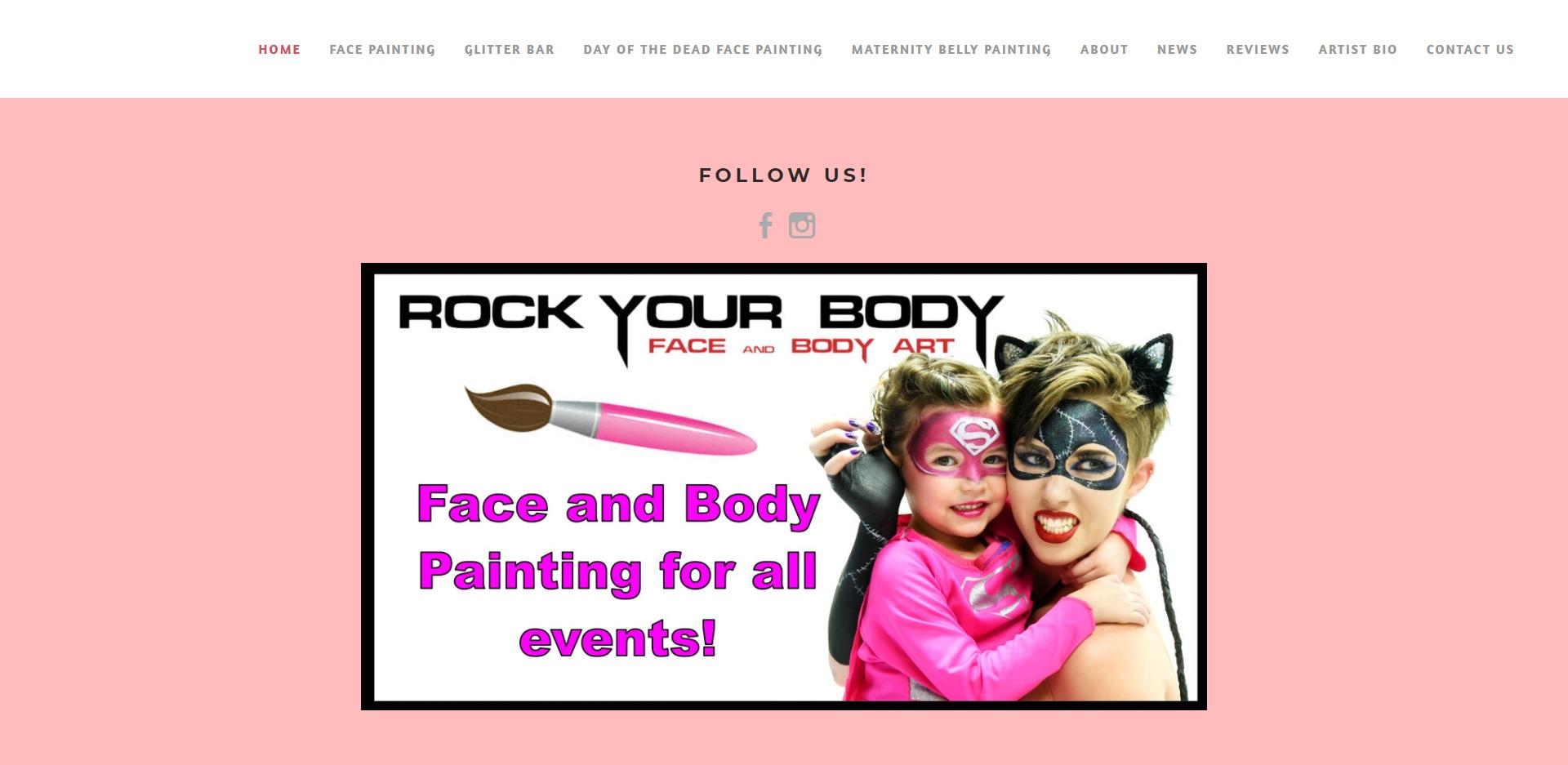 Albuquerque, NM Best Face Painting