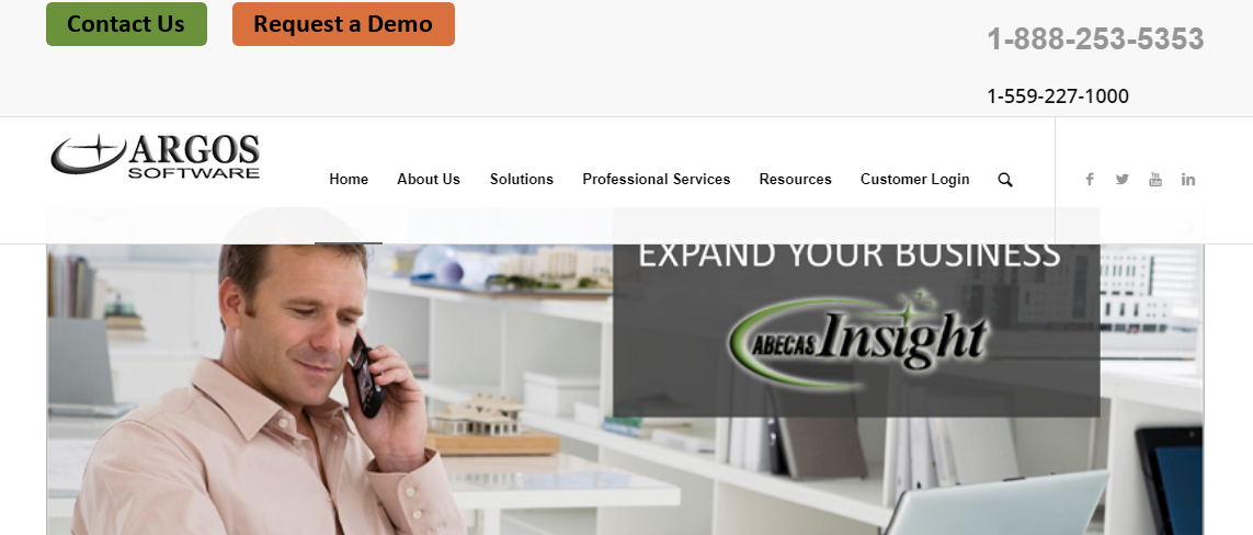 Argos Software Software Retailers in Fresno, CA