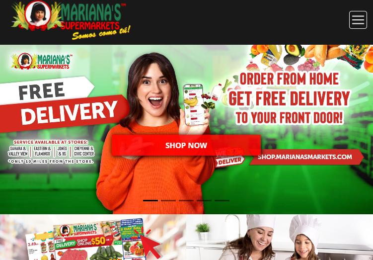 Mariana's Supermarkets