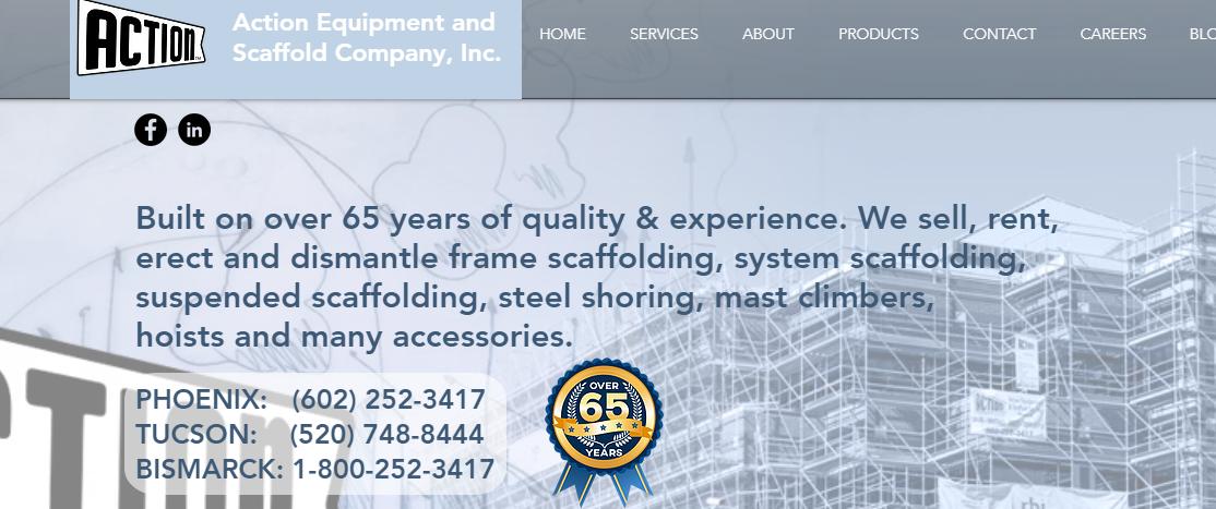 Action Scaffolding, Inc.