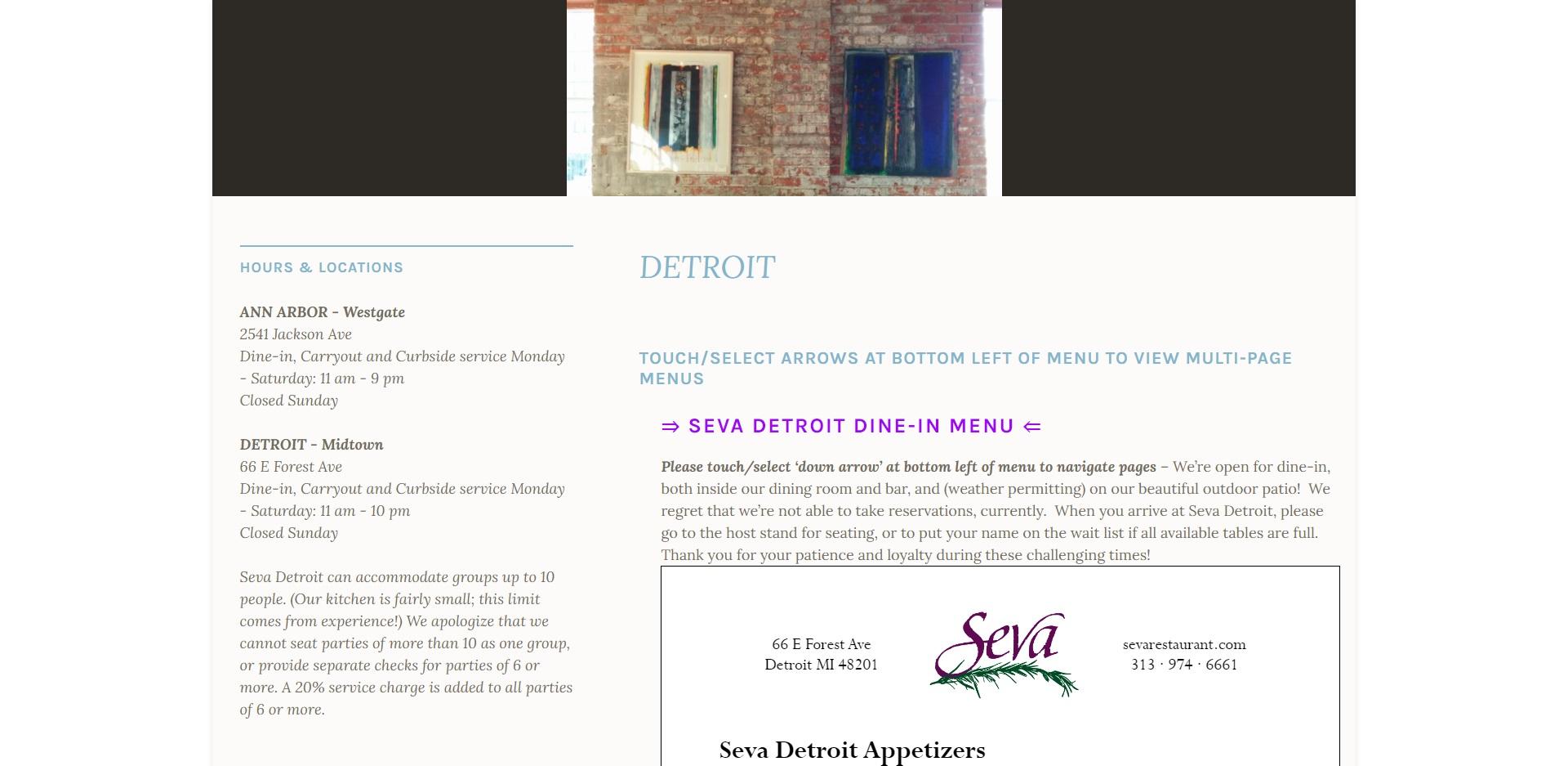 The Best Vegetarian Restaurants in Detroit, MI
