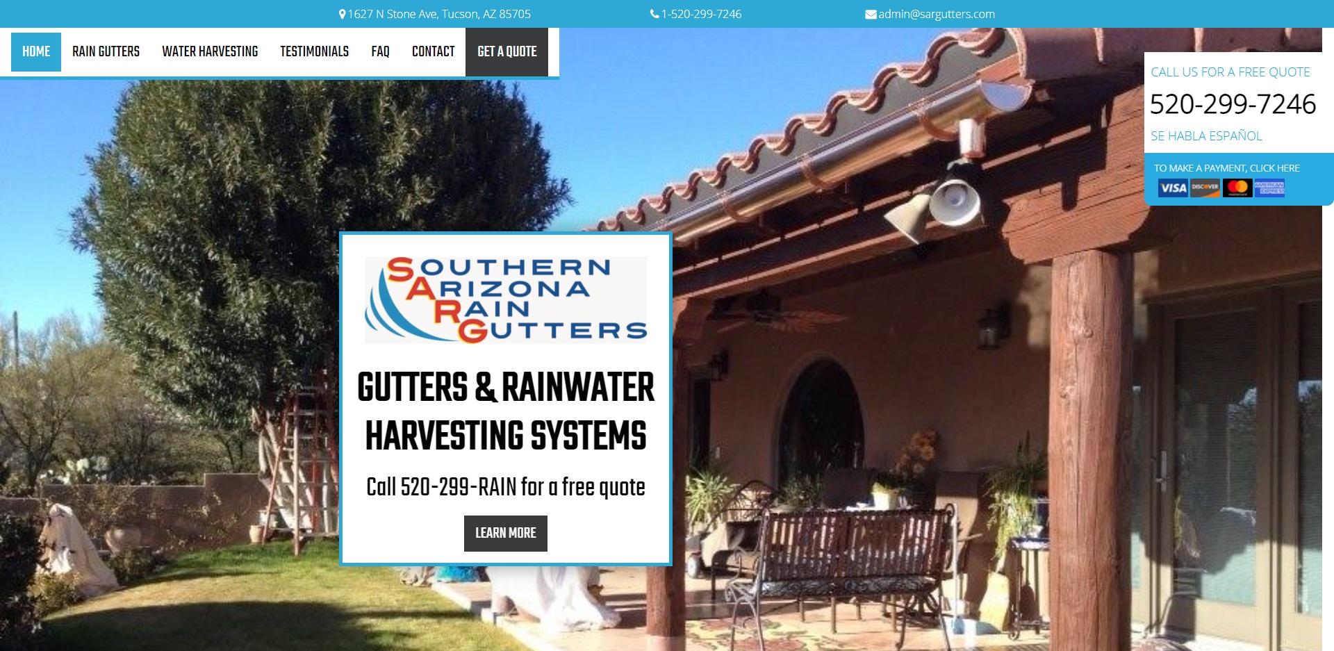 5 Best Gutter Maintenance in Tucson, AZ