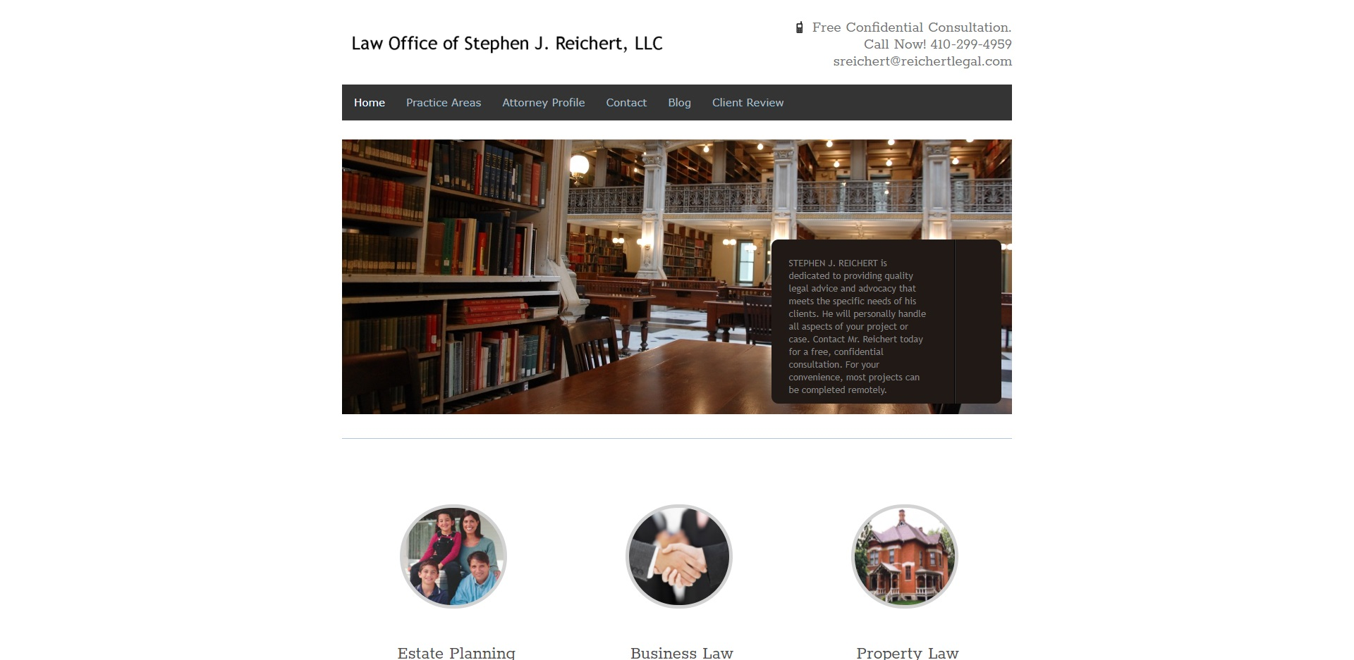 Baltimore, MD Best Contract Attorneys