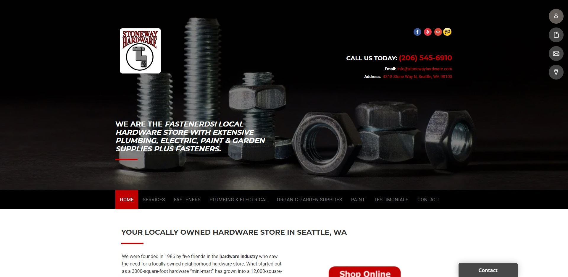 Best Hardware Stores in Seattle, WA