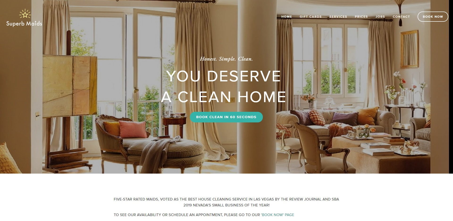 5 Best House Cleaning Services in Las Vegas, NV