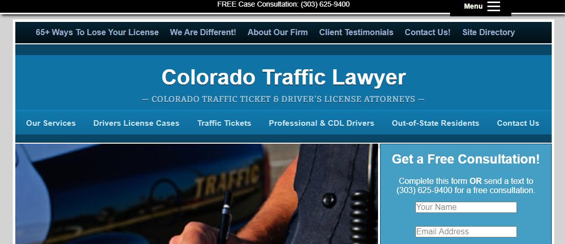 Denver Traffic Lawyer, LLC