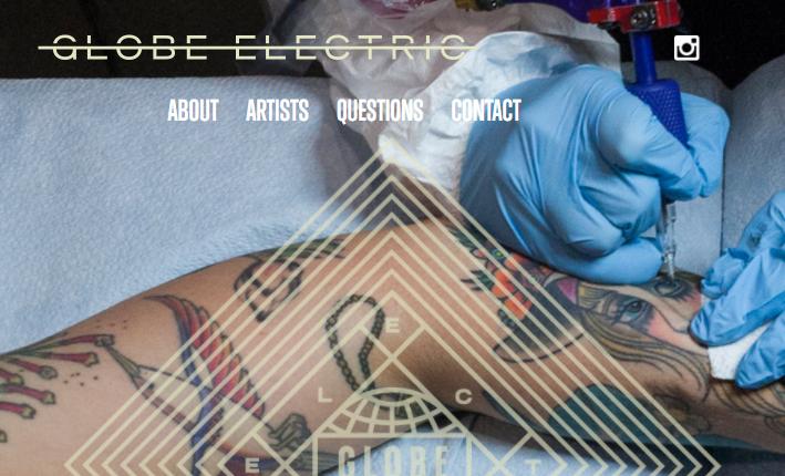 Globe Electric Tattoo Tattoo Artists in Washington, DC