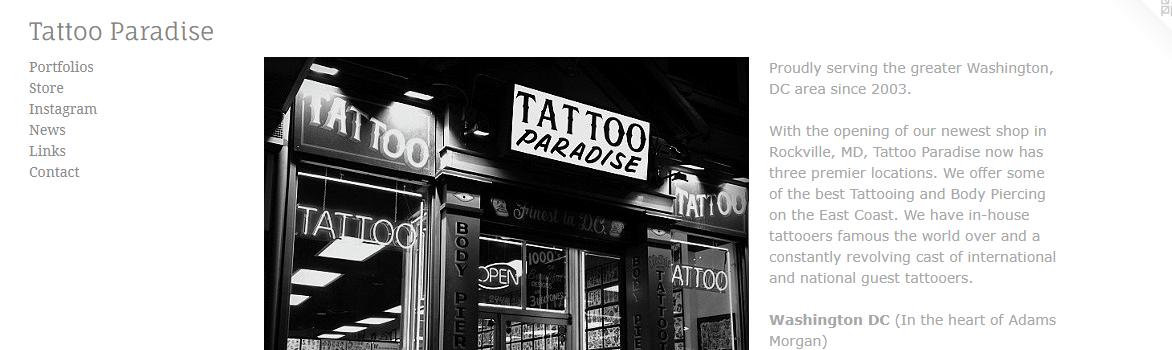 Tattoo Paradise