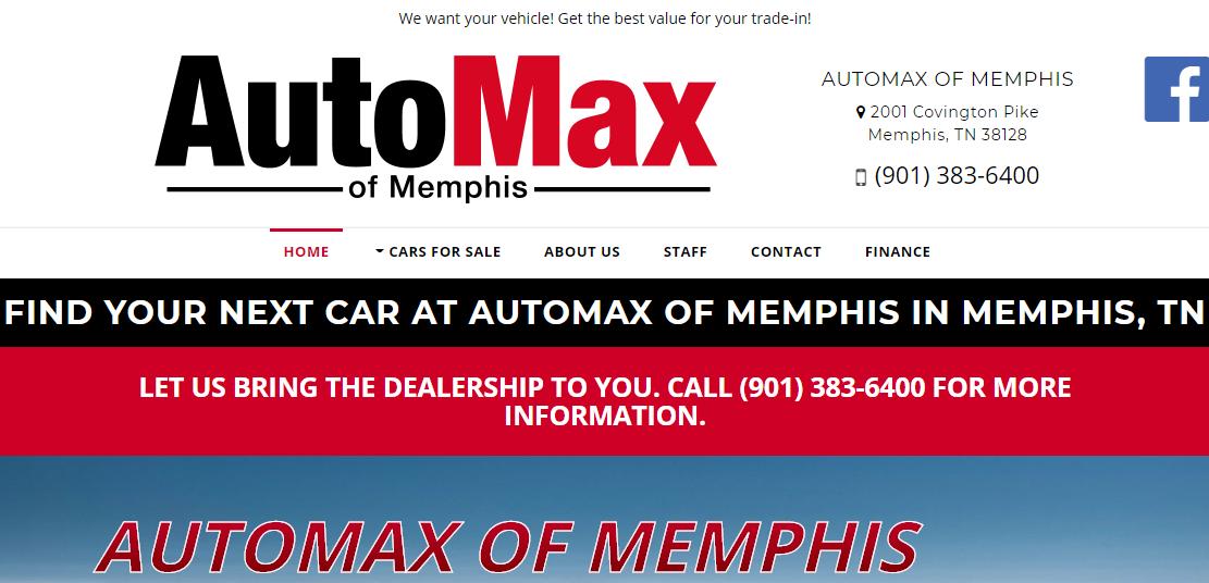 AutoMax of Memphis