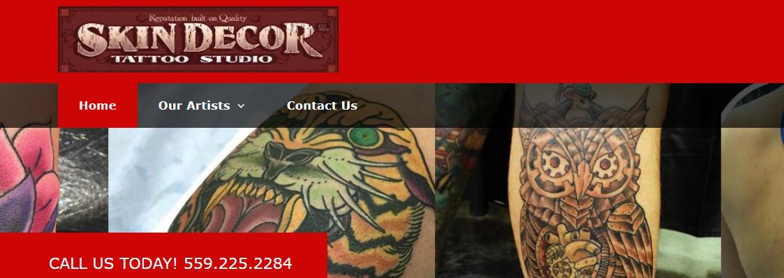 Skin Decor Tattoo Studio