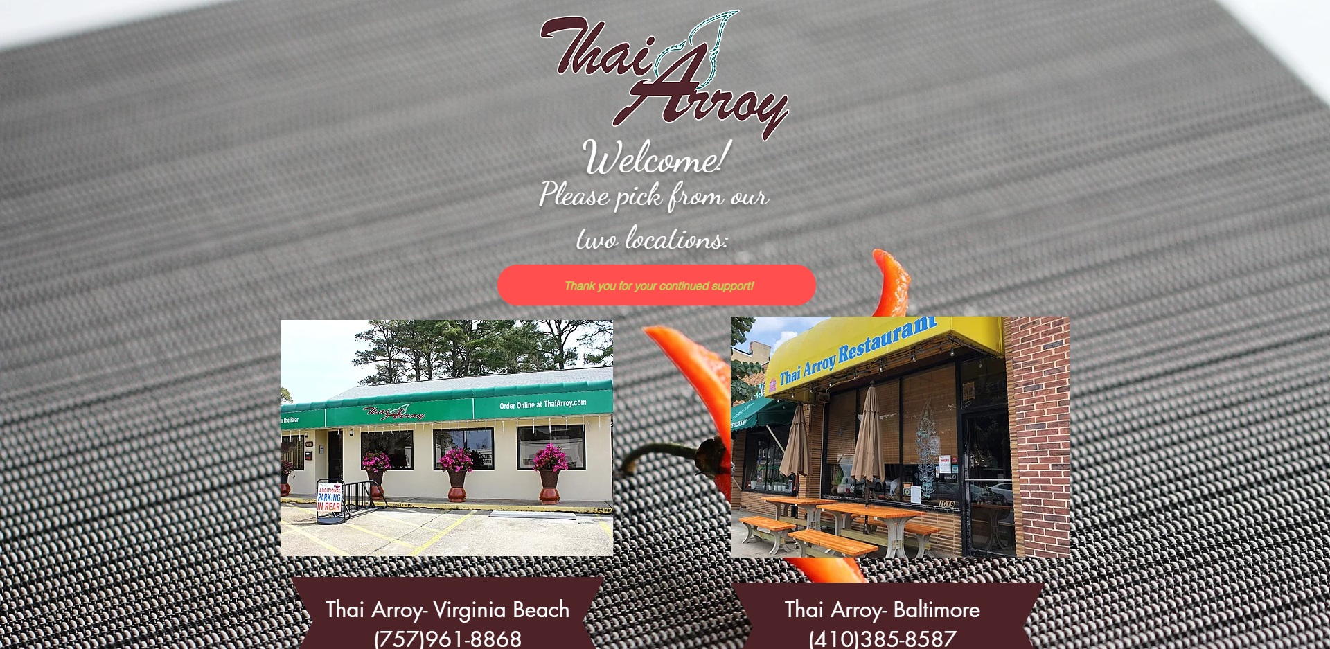 Baltimore, MD Best Thai Restaurants