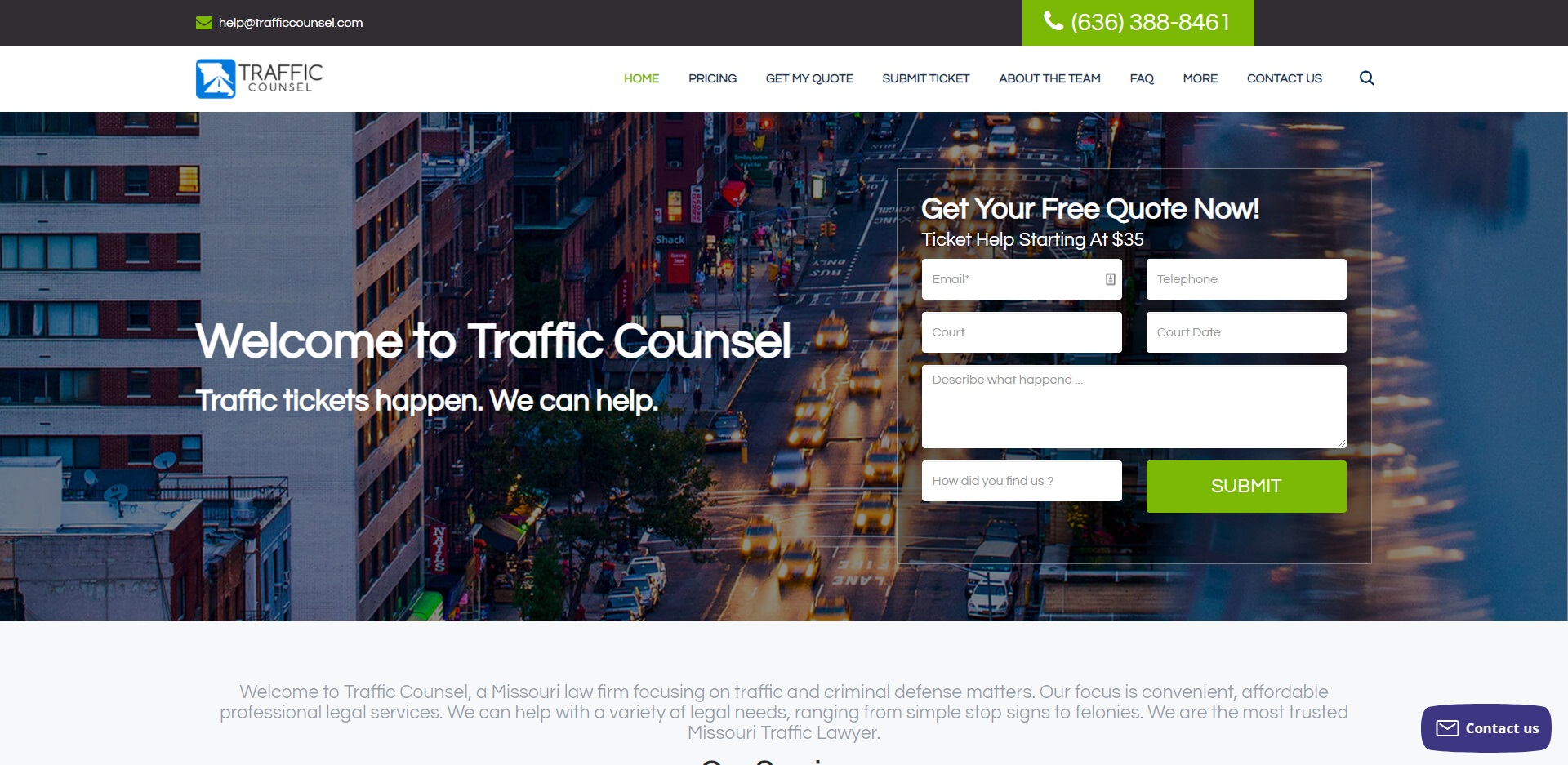 The Best Traffic Attorneys in St. Louis, MO