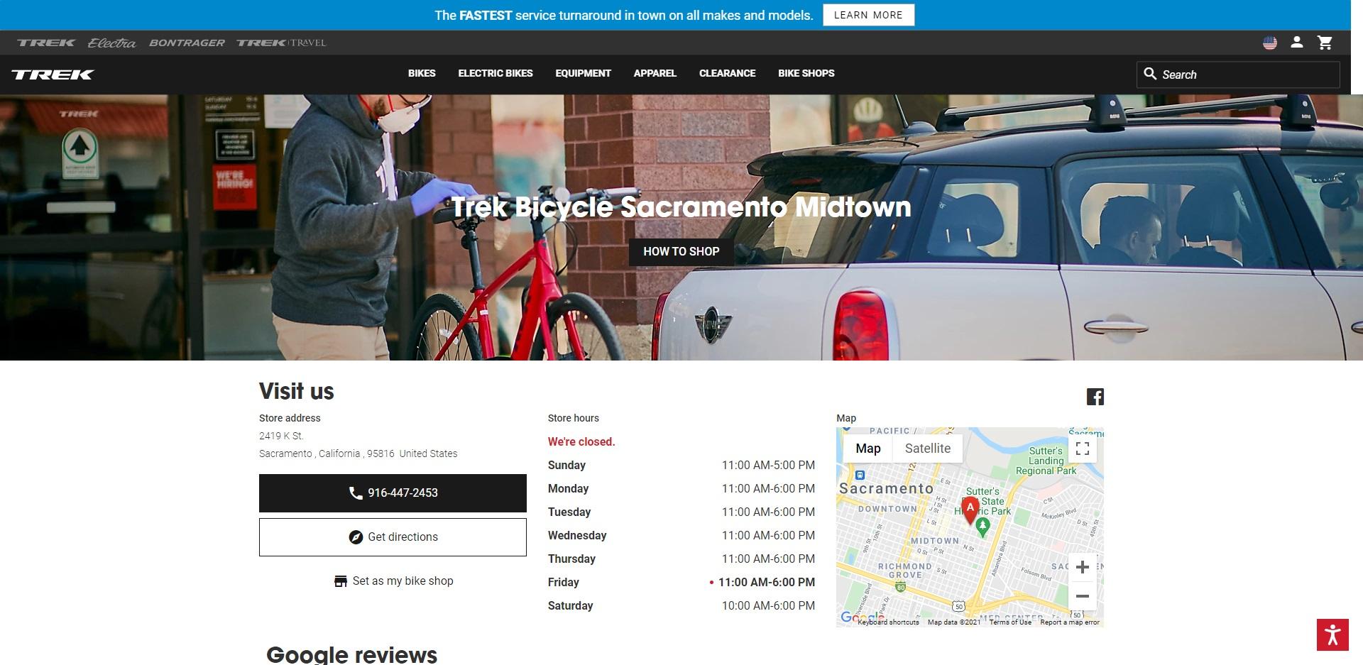 The Best Bike Shops in Sacramento, CA