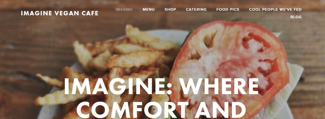 Imagine Vegan Cafe