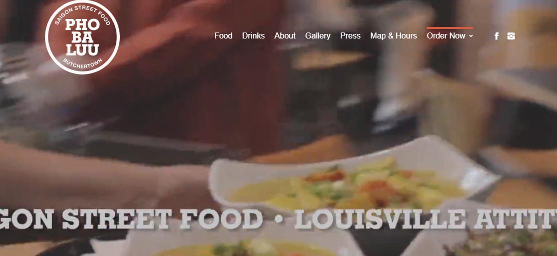Pho Ba Luu Vietnamese Restaurants in Louisville, KY