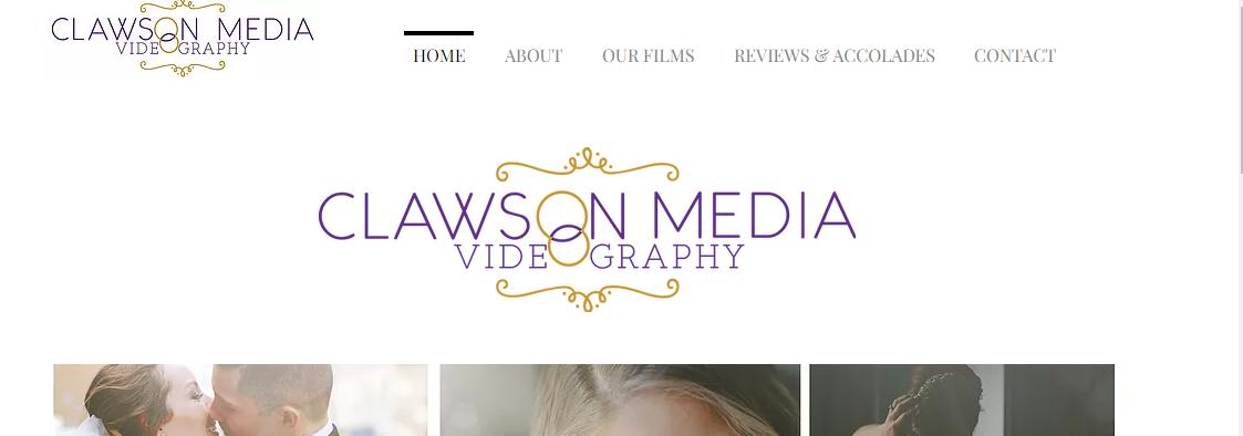 Clawson Media Atlanta Wedding Videography