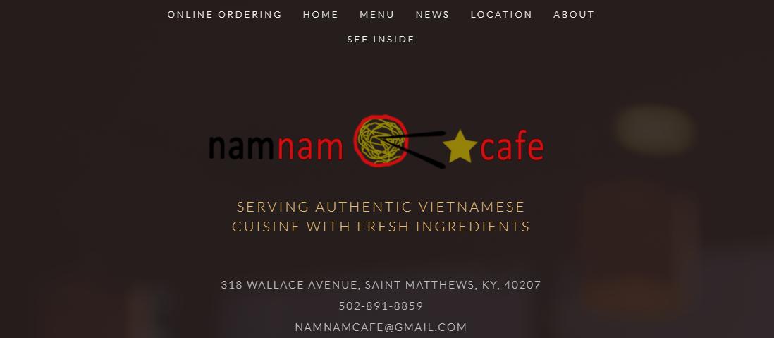 Nam Nam Cafe