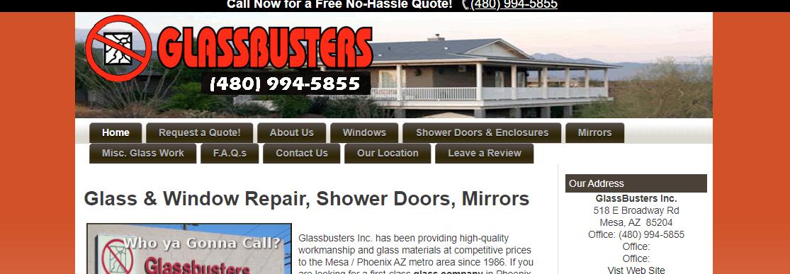 GlassBusters Inc.