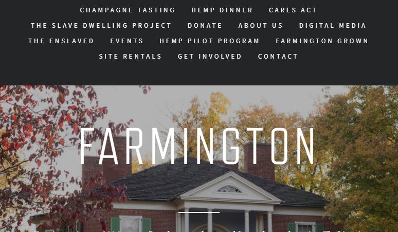 Farmington Historic Plantation