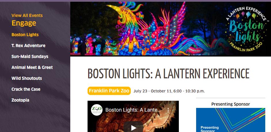 Memorable Experiences in Boston