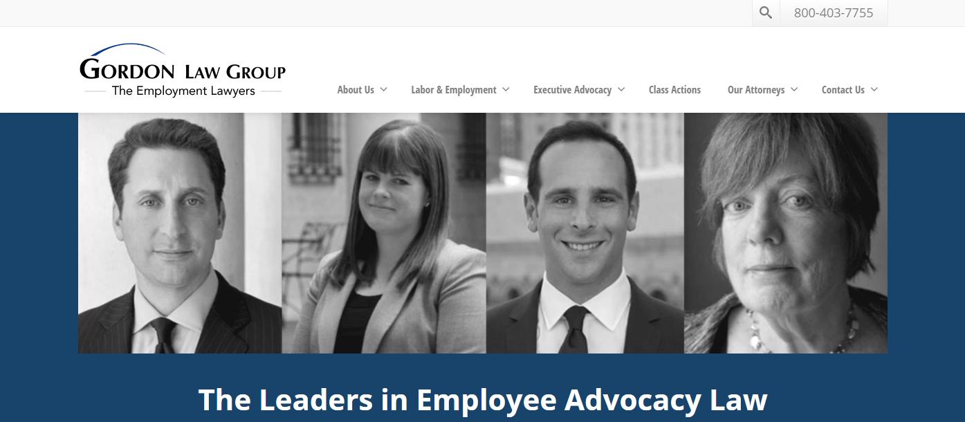 Best Unfair Dismissal Attorneys in Boston