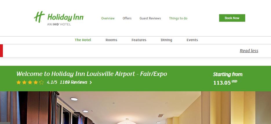 Popular Hotels in Louisville