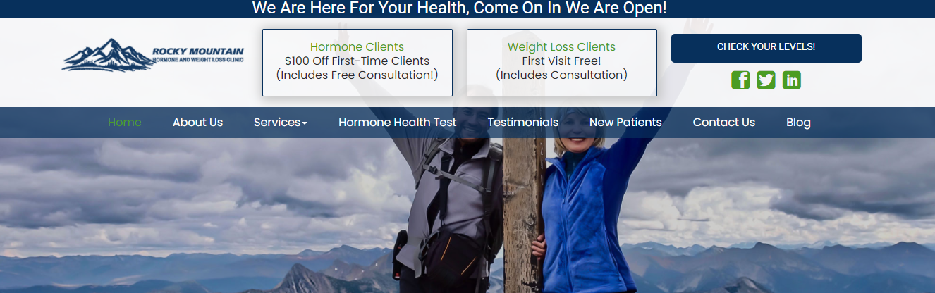 reliable Weight Loss Centres in Denver, CO