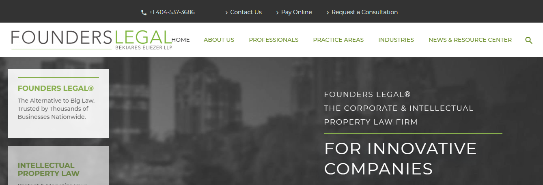experienced Corporate Lawyer in Atlanta