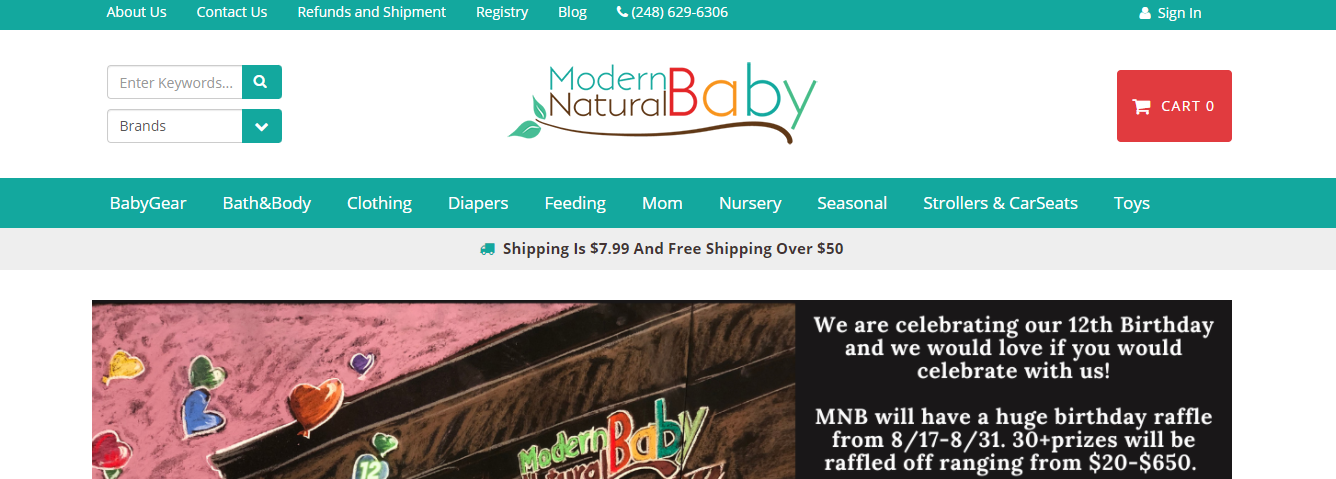 large Baby Supplies Stores in Detroit