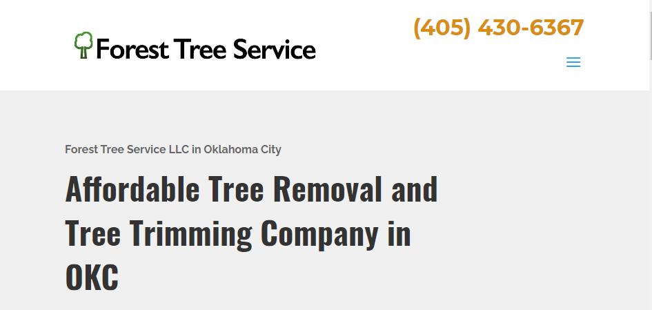 Proficient Arborists in Oklahoma City