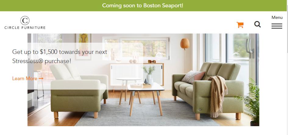 Comprehensive Furniture Stores in Boston