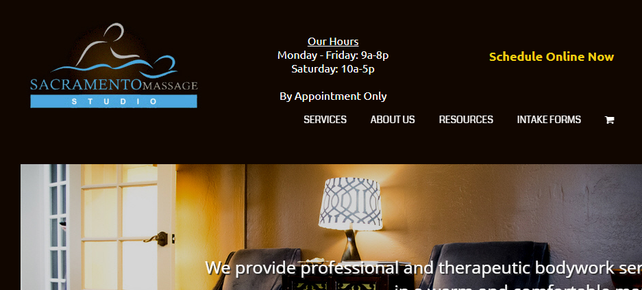 Affordable Massage Therapy in Sacramento