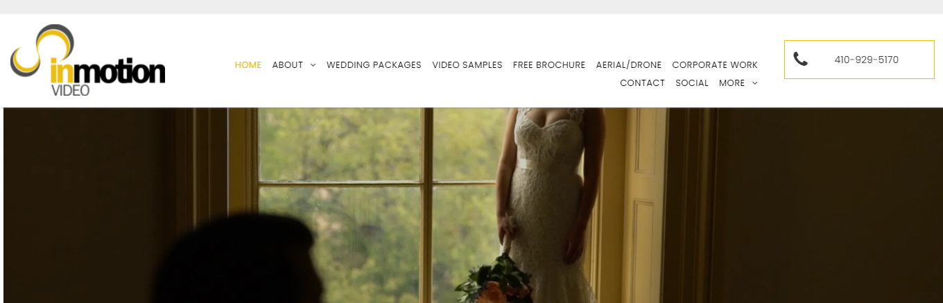 experienced Videographers in Baltimore